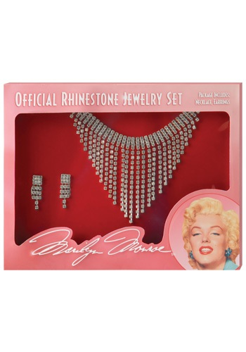 Click Here to buy Marilyn Monroe Jewelry Set from HalloweenCostumes, CDN Funds & Shipping
