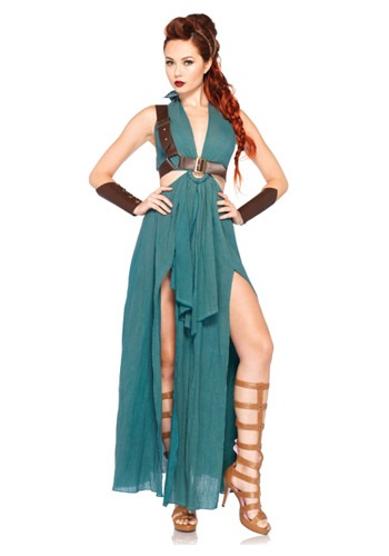Click Here to buy Warrior Maiden Costume from HalloweenCostumes, CDN Funds & Shipping