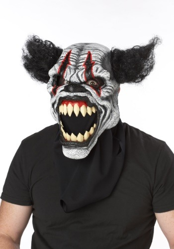 Click Here to buy Last Laugh Clown Mask from HalloweenCostumes, CDN Funds & Shipping