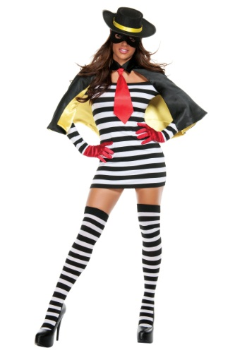 Click Here to buy Hamburger Thief  Costume from HalloweenCostumes, CDN Funds