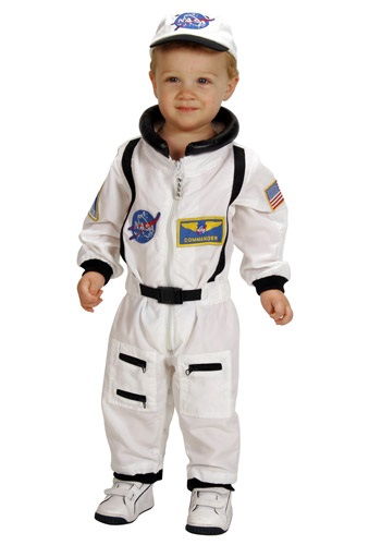 Click Here to buy Toddler Astronaut Costume from HalloweenCostumes, CDN Funds & Shipping
