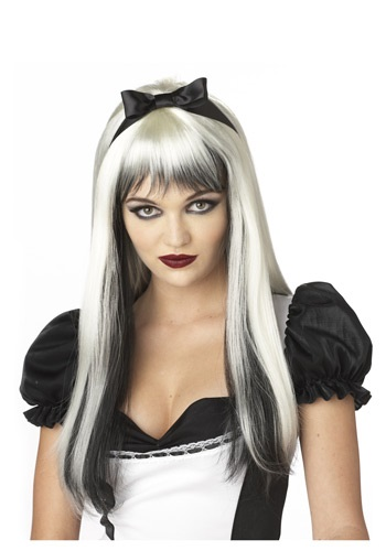Click Here to buy Dark Alice Wig from HalloweenCostumes, CDN Funds & Shipping