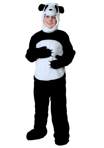 Child Panda Costume