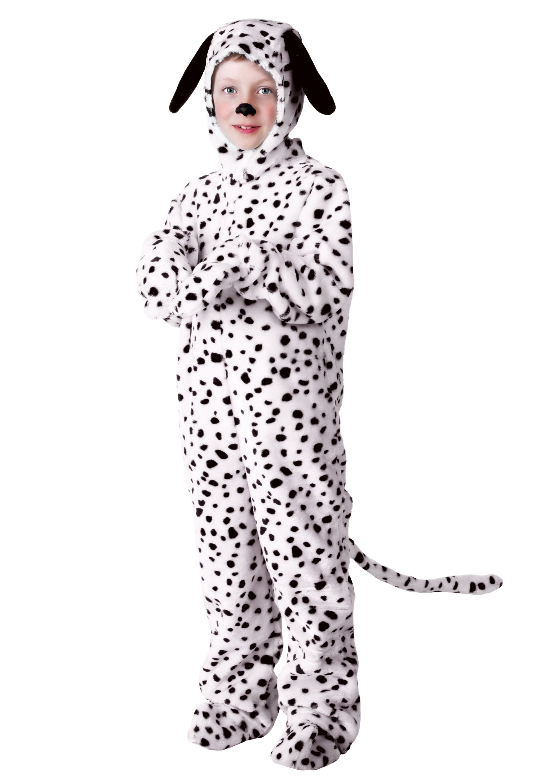 kids dalmatian costume sc 1 st halloween costumes image number 5 of semi pro