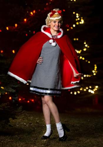 Click Here to buy Womens Christmas Girl Costume from HalloweenCostumes, CDN Funds & Shipping