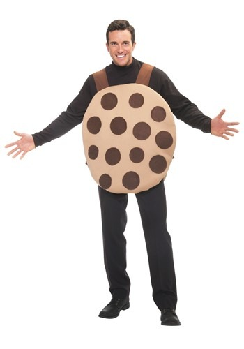 Click Here to buy Adult Cookie Costume from HalloweenCostumes, CDN Funds & Shipping