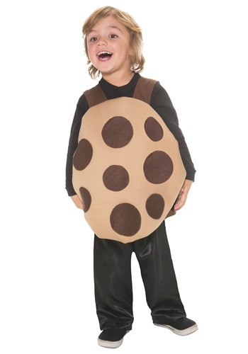 Click Here to buy Toddler Chocolate Chip Cookie Costume from HalloweenCostumes, CDN Funds & Shipping