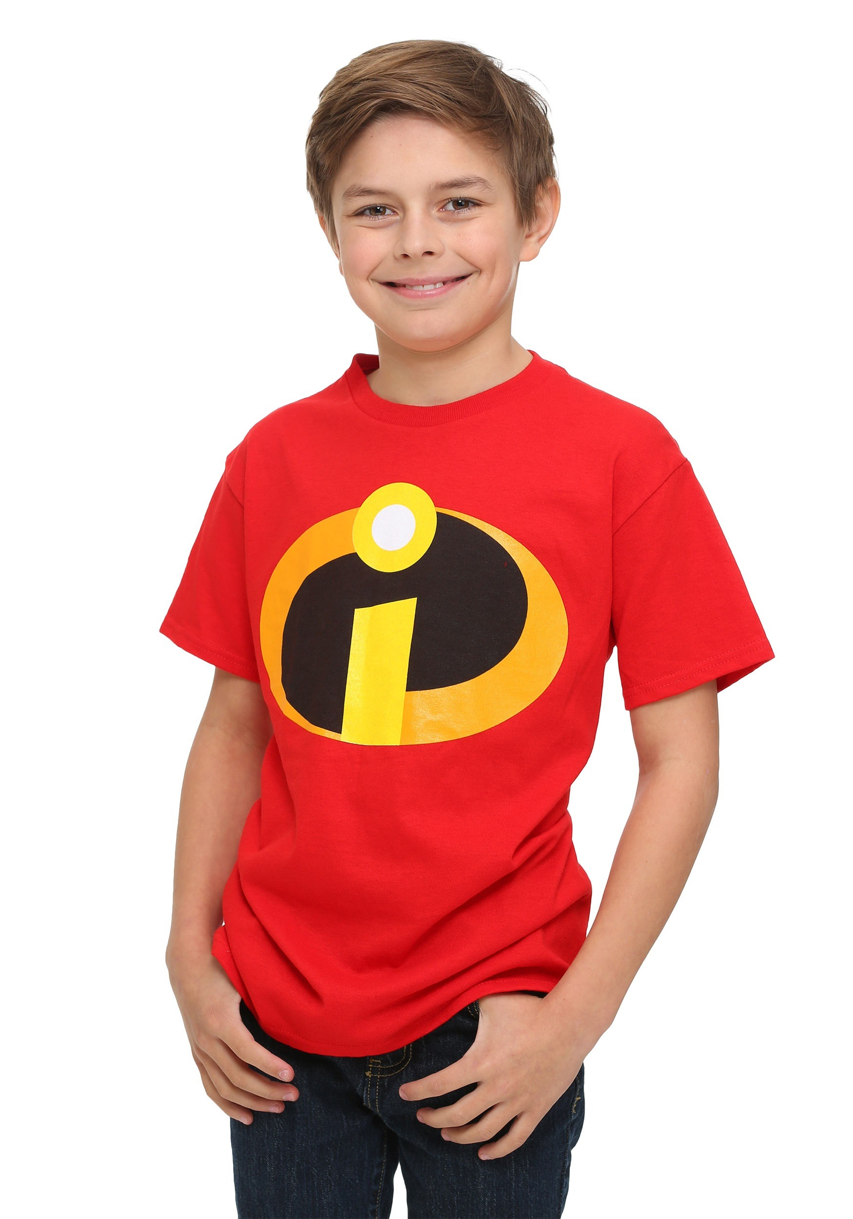 Boys incredibles costume tshirt for Costume t shirts online