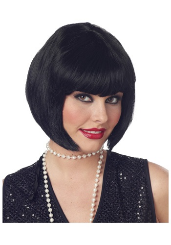 Click Here to buy Flapper Wig from HalloweenCostumes, CDN Funds & Shipping