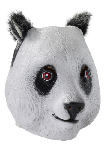 Deluxe Latex Panda Mask