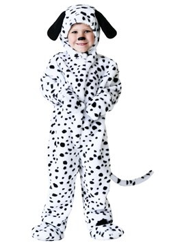 Toddler Dalmatian Costume Update