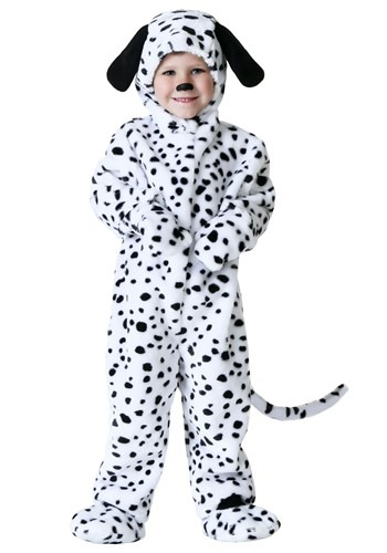 Click Here to buy Toddler Dalmatian Costume from HalloweenCostumes, CDN Funds & Shipping
