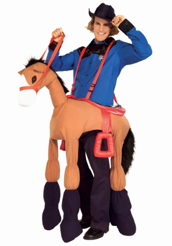 Adult Ride a Horse