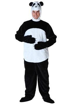 Plus Size Panda Costume Front