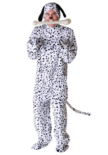 Click Here to buy Adult Dalmatian Costume from HalloweenCostumes, CDN Funds & Shipping