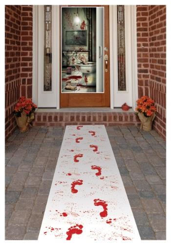 Bloody Footprints Runner