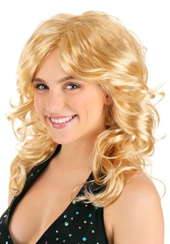 Click Here to buy Disco Mama Wig from HalloweenCostumes, CDN Funds & Shipping