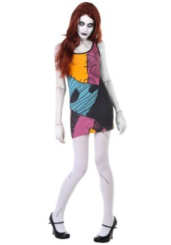 Nightmare Before Christmas Sally Tunic Tank