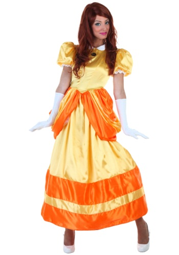 Adult Princess Daffodil Costume