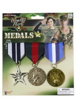 Combat Hero Metals Front