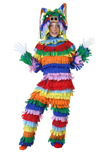 Click Here to buy Kids Pinata Costume from HalloweenCostumes, CDN Funds & Shipping