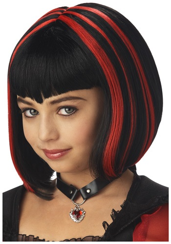 Girls Vampire Wig