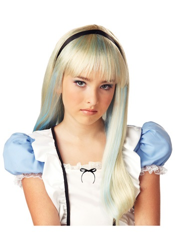 Click Here to buy Alice Wig from HalloweenCostumes, CDN Funds & Shipping