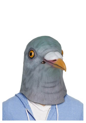 Click Here to buy Pigeon Mask from HalloweenCostumes, CDN Funds & Shipping