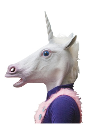 Click Here to buy Magical Unicorn Mask from HalloweenCostumes, CDN Funds & Shipping