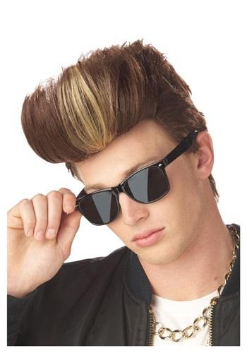 MC Poser Rapper Wig
