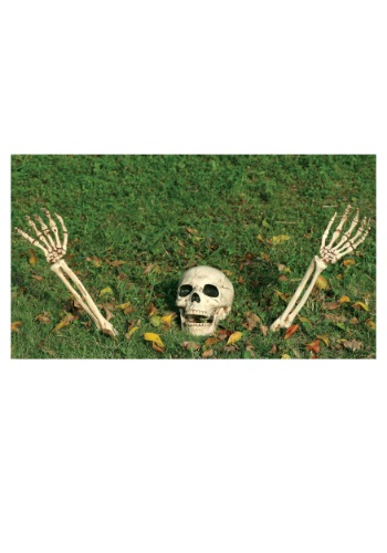 3-Piece Buried Alive Skeleton Kit