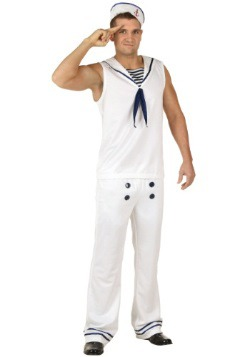 All Hands on Deck White Costume
