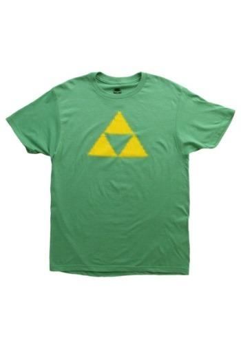 Zelda Wisdom Power Courage T-Shirt