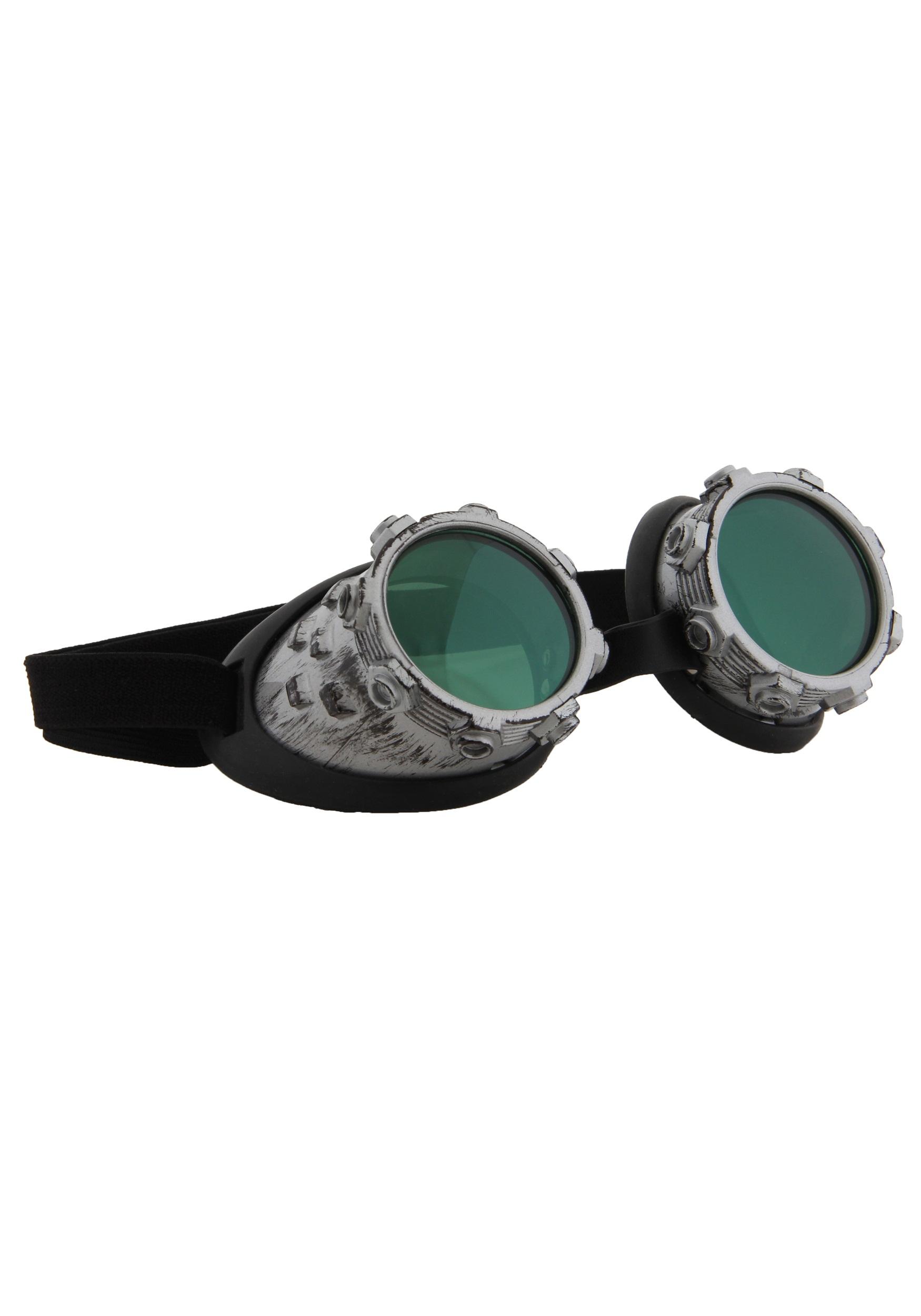 Cybersteam Goggles Silver