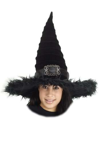 Ridged Witch Hat