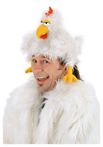 Click Here to buy The Clucker Hat from HalloweenCostumes, CDN Funds & Shipping