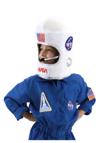 Click Here to buy Kids Astronaut Helmet from HalloweenCostumes, CDN Funds & Shipping