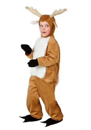 Click Here to buy Toddler Deer Costume from HalloweenCostumes, CDN Funds & Shipping