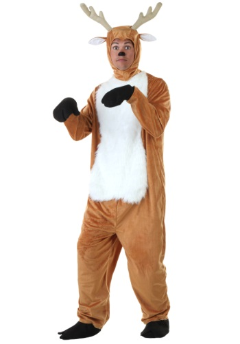 Click Here to buy Adult Deer Costume from HalloweenCostumes, CDN Funds & Shipping