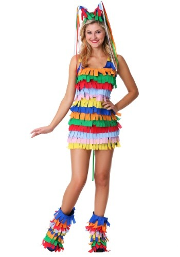 Click Here to buy Sexy Pinata Costume from HalloweenCostumes, CDN Funds & Shipping