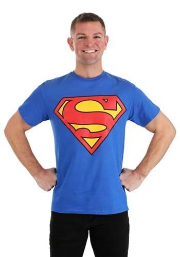Superman Shield Costume T-Shirt