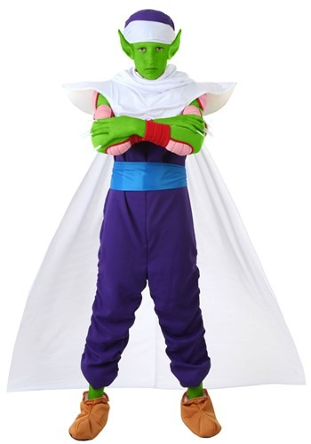 Click Here to buy Dragon Ball Z Kids Piccolo Costume from HalloweenCostumes, CDN Funds & Shipping