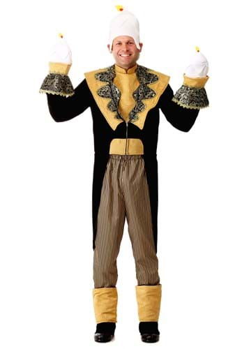 Click Here to buy Adult Candlestick Costume from HalloweenCostumes, CDN Funds & Shipping
