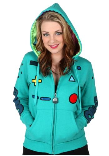 Womens Beemo Costume Hoodie