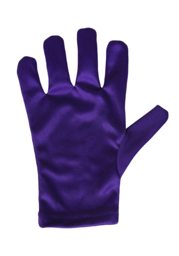 Click Here to buy Purple Kids Gloves from HalloweenCostumes, CDN Funds & Shipping