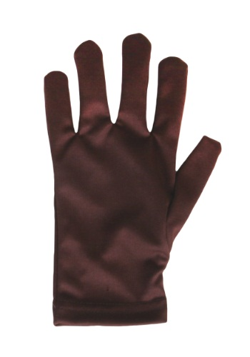 Click Here to buy Kids Brown Gloves from HalloweenCostumes, CDN Funds & Shipping