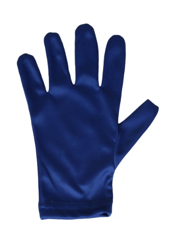 Click Here to buy Kids Blue Gloves from HalloweenCostumes, CDN Funds & Shipping