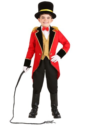 Child Ringmaster Costume