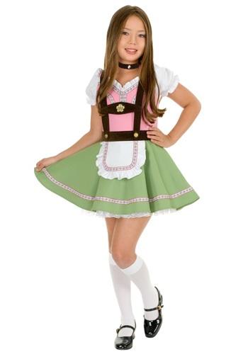 Swiss Alps Girl Costume