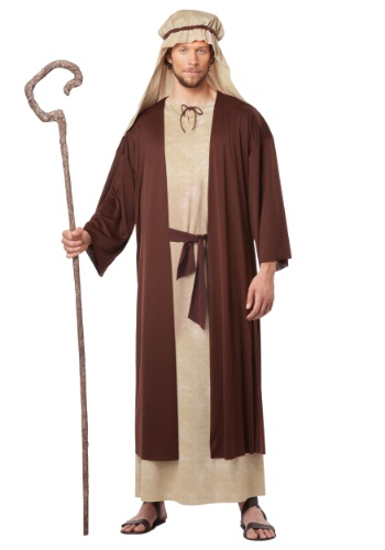 Click Here to buy Adult Saint Joseph Costume from HalloweenCostumes, CDN Funds & Shipping